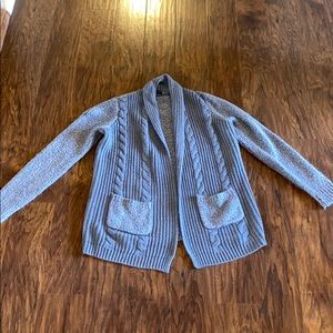 The Limited women's XS gray cardigan